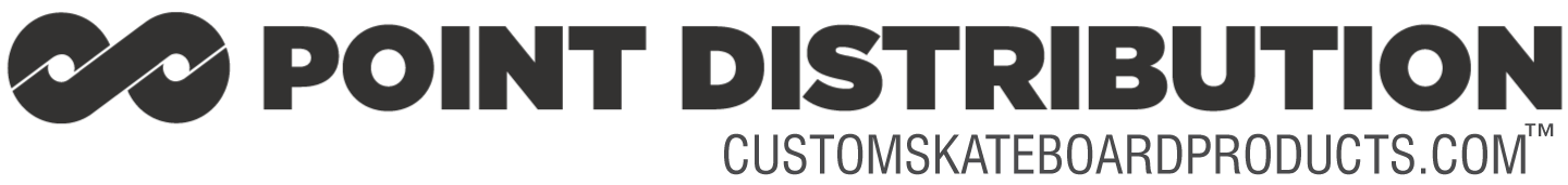 Custom Skateboard Manufacturer | Point Distribution